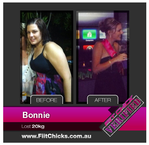 Bonnie-Fiit chick transformations
