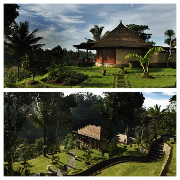 fiit chick retreats Bali Views