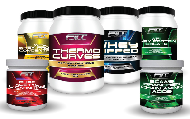 Fiit Supplements All-Supplies-Bundles
